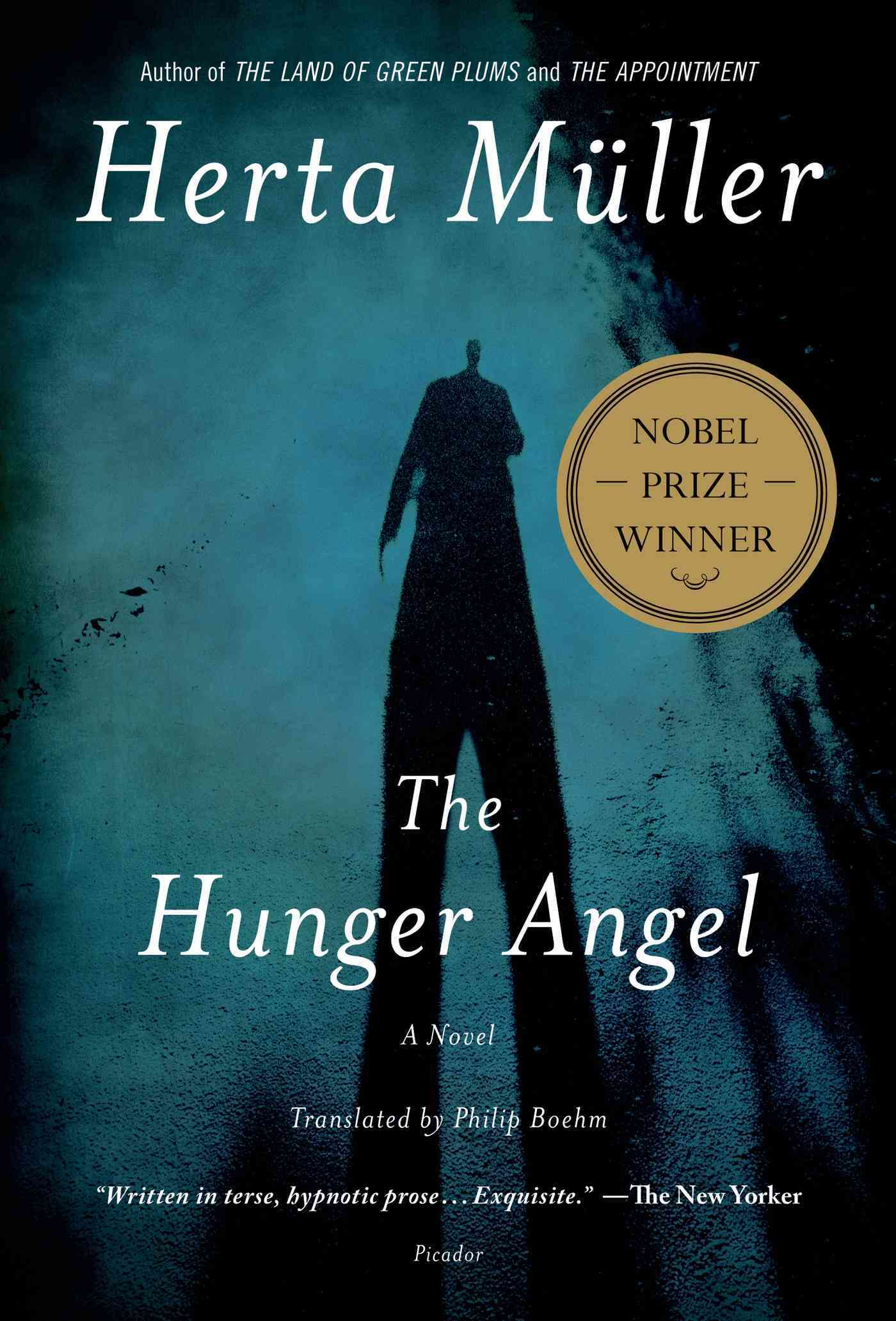 The Hunger Angel By M?ler, Herta/ Boehm, Philip (TRN)