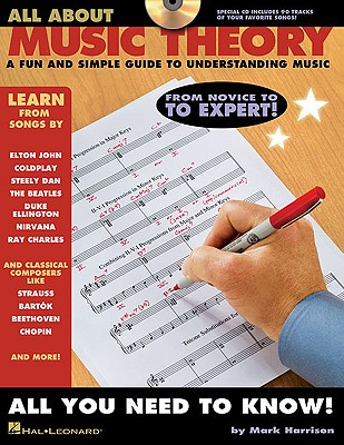 All About Music Theory By Harrison, Mark
